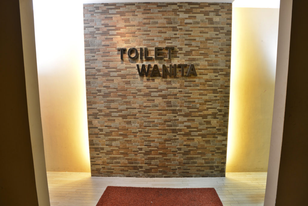toilet wanita